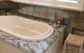 Bathtub Surround