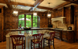 Custom Kitchen Design MN