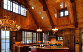 Lake Home Custom Kitchen Design MN