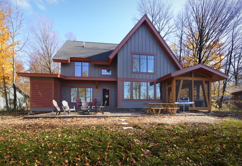 Lake Home Designs | Lake Home Design Ideas Lake House Design Build Mn Nw Wi Lake