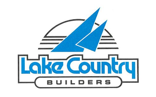 1980 Lake Country Builders Logo