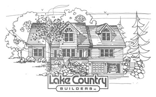 1980 Lake Country Builders Logo 2