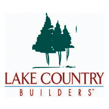 1990 Lake Country Builders Logo