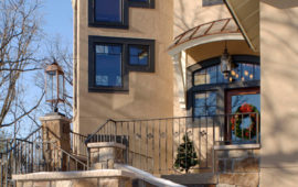 Home Exterior - Side