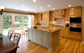 Open Concept Kitchen Remodel MN