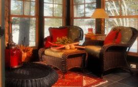 Lake Home 3-Season Porch