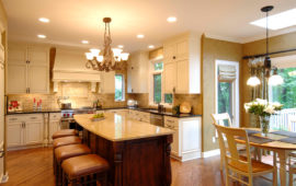 Traditional Eat-In Kitchen Remodel MN