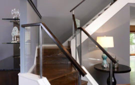 See-Through Modern Staircase
