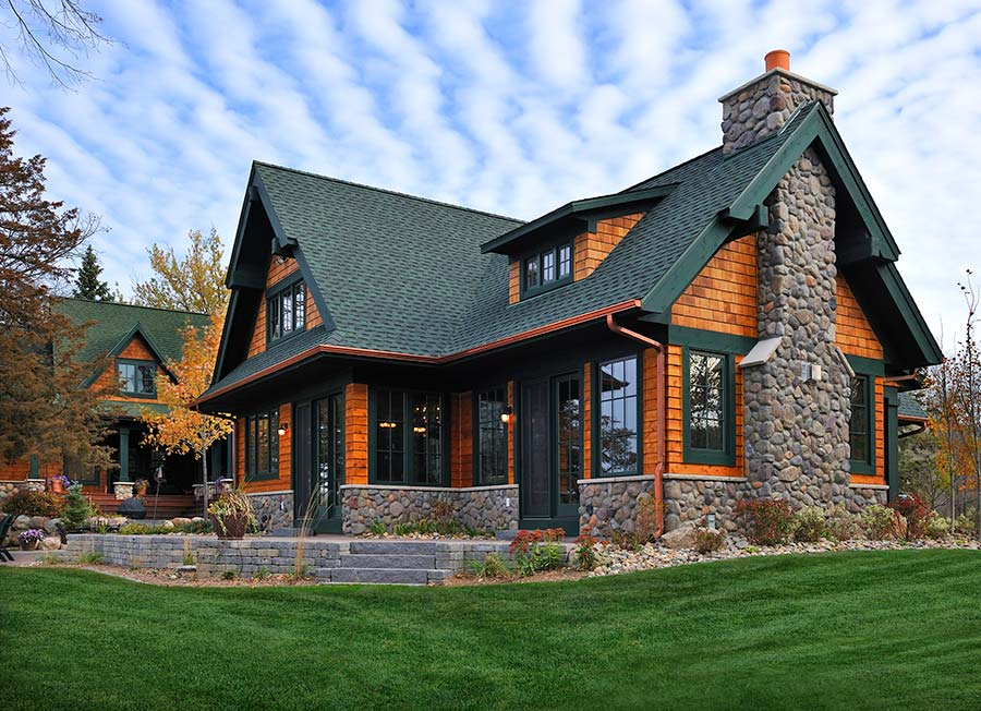 Lake Home Construction by Lake Country Builders