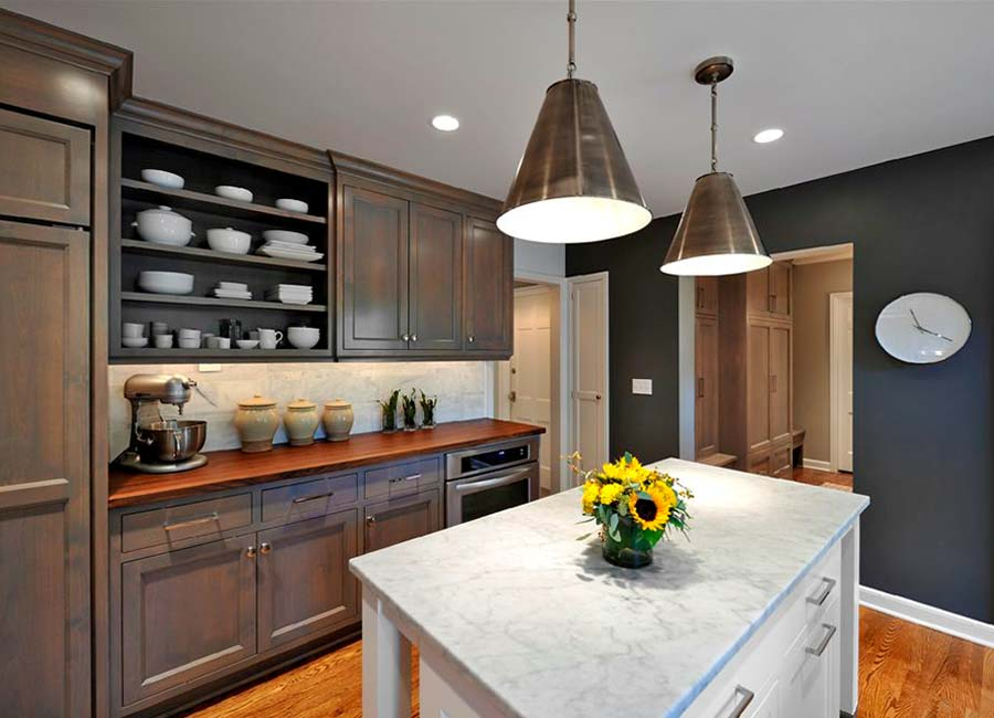 MN Kitchen Remodel by Lake Country Builders